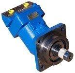 01538898 Silnik hydrauliczny tłoczkowy Hydro Leduc M50 (objętość robocza: 50,3 cm³, maksymalna prędkość ciągła: 5000 min-1 /obr/min)