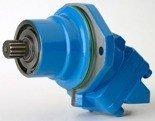 01538915 Silnik hydrauliczny wielotłoczkowy osiowy Hydro Leduc MSI90 (objętość robocza: 90 cm³, maksymalna prędkość ciągła: 4500 min-1 /obr/min)