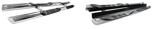 01656396 Orurowanie ze stopniami z zagłębieniami - Volkswagen T6 Long 3 stopnie