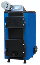 01745411 Kocioł uniwersalny górnego spalania 15kW HT-G, wersja: z automatyką i wentylatorem