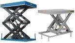 01843679 Podnośnik, podest nożycowy EHL2-20/300-2C (udźwig: 2000 kg, wymiary platformy: 2200x1200 mm, wysokość podnoszenia min/max: 530-3530 mm, moc: 2,3kW)