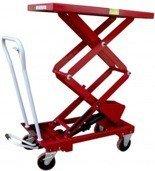 0301624 Wózek platformowy nożycowy (udźwig: 300 kg)