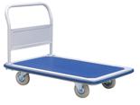 03061586 Wózek platformowy jednoburtowy (udźwig: 300 kg, wymiary platformy: 1160x760mm)