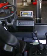 04049242 Waga hydrauliczna elektroniczna do wózka widłowego (udźwig: 20000 kg, podziałka: 10 kg)