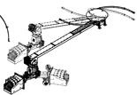 06652875 Podajnik z nagarniaczem spręzynowym 180kW, długość 4m (paliwo: trociny, wióry, zrębki, kora, brykiet, agrobrykiet, pellet, pestki owoców)