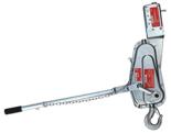 08126657 Wciągarka linowa Camac Rukcug AS-17 A SECURIT z urządzeniem zabezpieczające wciągarkę (udźwig: 500 kg)