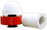 08549384 Wentylator promieniowy dachowy z wylotem poziomym WPA-7-D-1-N 230V (obroty synchroniczne: 3000 1/min, moc: 1,1 kW, wydajność wentylatora: 1800 m3/h)