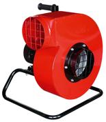 08549424 Wentylator promieniowy przenośny WPA-7-P-1-N 230V (obroty synchroniczne: 3000 1/min, moc: 1,1 kW, wydajność wentylatora: 3100 m3/h)