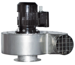 08549478 Wentylator przeciwwybuchowy promieniowy stanowiskowy WP-11-E/Ex (obroty synchroniczne: 3000 1/min, moc: 4 kW, wydajność wentylatora: 5000 m3/h)