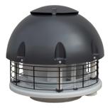 08549490 Wentylator chemoodporny dachowy SMART-CHEM-200/1500 (obroty synchroniczne: 1500 1/min, moc: 0,18 kW, wydajność wentylatora: 1650 m3/h)