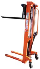 13362105 Wózek podnośnikowy masztowy z regulowanym rozstawem wideł (udźwig: 1000 kg, wysokość podnoszenia: 90-1600mm)