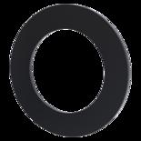 30020146 Rozeta fi 130 z blachy czarnej