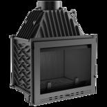 30040954 Wkład kominkowy 16kW Zuzia Lux (szyba prosta)