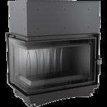 30060541 Wkład kominkowy 18kW Oliwia BS DECO (lewa boczna szyba bez szprosa)
