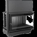 30060546 Wkład kominkowy 18kW Oliwia BS DECO (prawa boczna szyba bez szprosa)