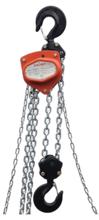 33938956 Wciągnik łańcuchowy ZBE 5,0 (udźwig: 5000 kg, wysokość podnoszenia: 6 m)