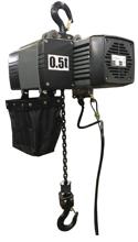 33961596 Wciągnik łańcuchowy elektryczny ENW 0,25 (udźwig: 0,25 T, wysokość podnoszenia: 3 m)