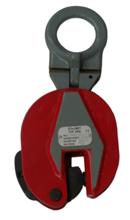3398538 Uchwyt przegubowy do podnoszenia blach w pozycji pionowej KRA 12 (udźwig: 12 T, zakres chwytania: 50-90 mm)