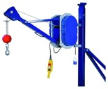 37515643 Wciągarka linowa budowlana Preme Millenium 300 (udźwig: 300 kg)