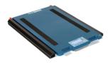 38547878 Waga podkładkowa bez legalizacji bezprzewodowa (udźwig: 6000 kg, podziałka: 2 kg, wymiary: 950x500 mm)