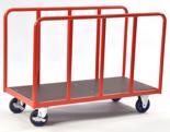 39955524 Wózek do transportu arkuszy (platforma: 1218x558x18mm)