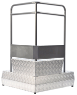 39955527 Platforma aluminiowa (platforma: 790x790mm)