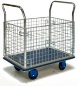 39955538 Wózek skrzynkowy (wymiary: 740x480x1090mm)