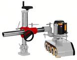 44350014 Posuw mechaniczny Holzmann SF 444 (prędkość posuwu: 4/8/10/20 mm, średnica rolek: 120x60 mm)