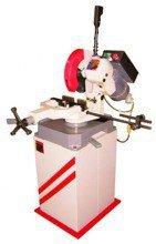 44350095 Piła tarczowa do cięcia metalu Holzmann MK 300 - Set (średnica tarczy: 300 mm, moc: 1,1-1,5 kW)