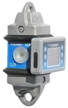 44929992 Precyzyjny dynamometr z wyświetlaczem do pomiaru sił rozciągających oraz ciężaru zawieszonych ładunków Tractel® Dynafor™ LLX2 (udźwig: 6,3 T)