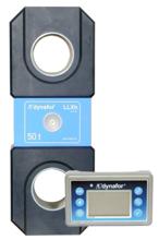 44929997 Precyzyjny dynamometr z wyświetlaczem do pomiaru sił rozciągających oraz ciężaru zawieszonych ładunków Tractel® Dynafor™ LLXH (udźwig: 100 T)