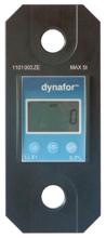 44930004 Precyzyjny dynamometr z wyświetlaczem do pomiaru sił rozciągających oraz ciężaru zawieszonych ładunków Tractel® Dynafor™ LLX1 (udźwig: 12,5 T)