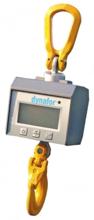 44930016 Waga hakowa /dynamomentr ze stałą szaklą i hakiem z zabezpieczeniem Tractel® Dynafor™ MWX (udźwig: 0,5 T)