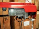 55547195 Wciągarka budowlana elektryczna Bellussi HE 200 (udźwig: 200 kg, długość liny: 25m)