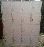 77157135 Szafa skrytkowa, 16 drzwi (wymiary: 2000x1600x500 mm)