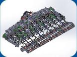 95247932 Agregat uprawowy U 382 składany hydraulicznie (szerokość robocza: 6 m, liczba zębów: 60, zapotrzebowanie mocy: 160 KM)