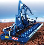 95247933 Agregat uprawowo-siewny U 659 (szerokość robocza: 2,5 m, liczba zębów: 17, zapotrzebowanie mocy: 70 KM)