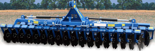 95247981 Agregat talerzowy U 693, talerz uzębiony o średnicy 510mm (szerokość robocza: 3,5 m, liczba talerzy: 28, zapotrzebowanie mocy: 120 KM)