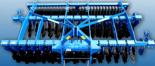 95247987 Ciężka brona ścierniskowa U 671, wersja zawieszana (szerokość robocza: 3 m, liczba talerzy: 24, zapotrzebowanie mocy: 120 KM)