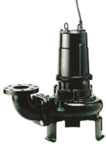 99230297 Pompa ściekowa, trójfazowa 80C211-CR (moc: 11 kW, maks. wydajność: 1200 l/ min)
