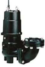 99230298 Pompa ściekowa, trójfazowa 80U2.75 (moc: 0,75 kW, maks. wydajność: 450 l/ min)