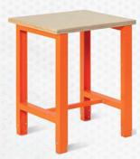 99551596 Stół warsztatowy (wymiary: 850-900x725x620 mm)