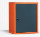 99551646 Szafka wisząca, 1 drzwi (wymiary: 600x532x250 mm)