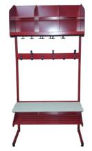99552368 Ławka szatniowa dla dzieci z półką (wymiary: 2000x900x320 mm)