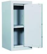 99552591 Szafa - wzmocniona, 1 półka, 1 drzwi (wymiary: 900x430x450 mm)