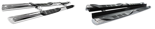 DOSTAWA GRATIS! 01656369 Orurowanie ze stopniami z zagłębieniami - Ford Transit Custom 2013- SWB (short)
