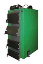 DOSTAWA GRATIS! 06660412 Kocioł załadunku ręcznego 20kW z czujnikiem temperatury spalin (paliwo: węgiel, drewno, brykiet, miał)