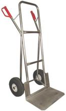 DOSTAWA GRATIS! 13340542 Wózek dwukołowy ręczny aluminiowy z do przewozu ciężkich przedmiotów (nośność: 200 kg)