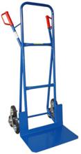 DOSTAWA GRATIS! 13340544 Wózek schodowy ręczny do przewozu ciężkich przedmiotów (nośność: 150 kg)