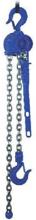 DOSTAWA GRATIS! 22021336 Wciągnik dźwigniowy z łańcuchem ogniwowym RZC/6.3t (wysokość podnoszenia: 9,5m, udźwig: 6,3 T)